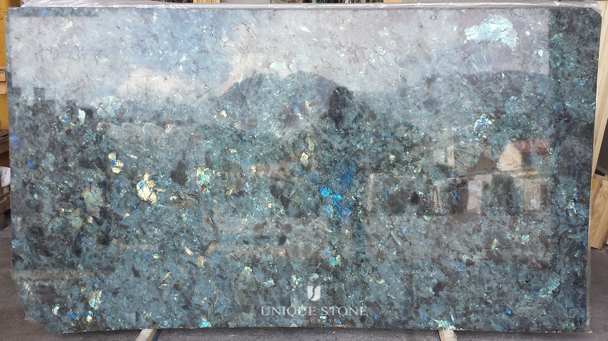 Lemurian Blue Granite Performance Stoneworks