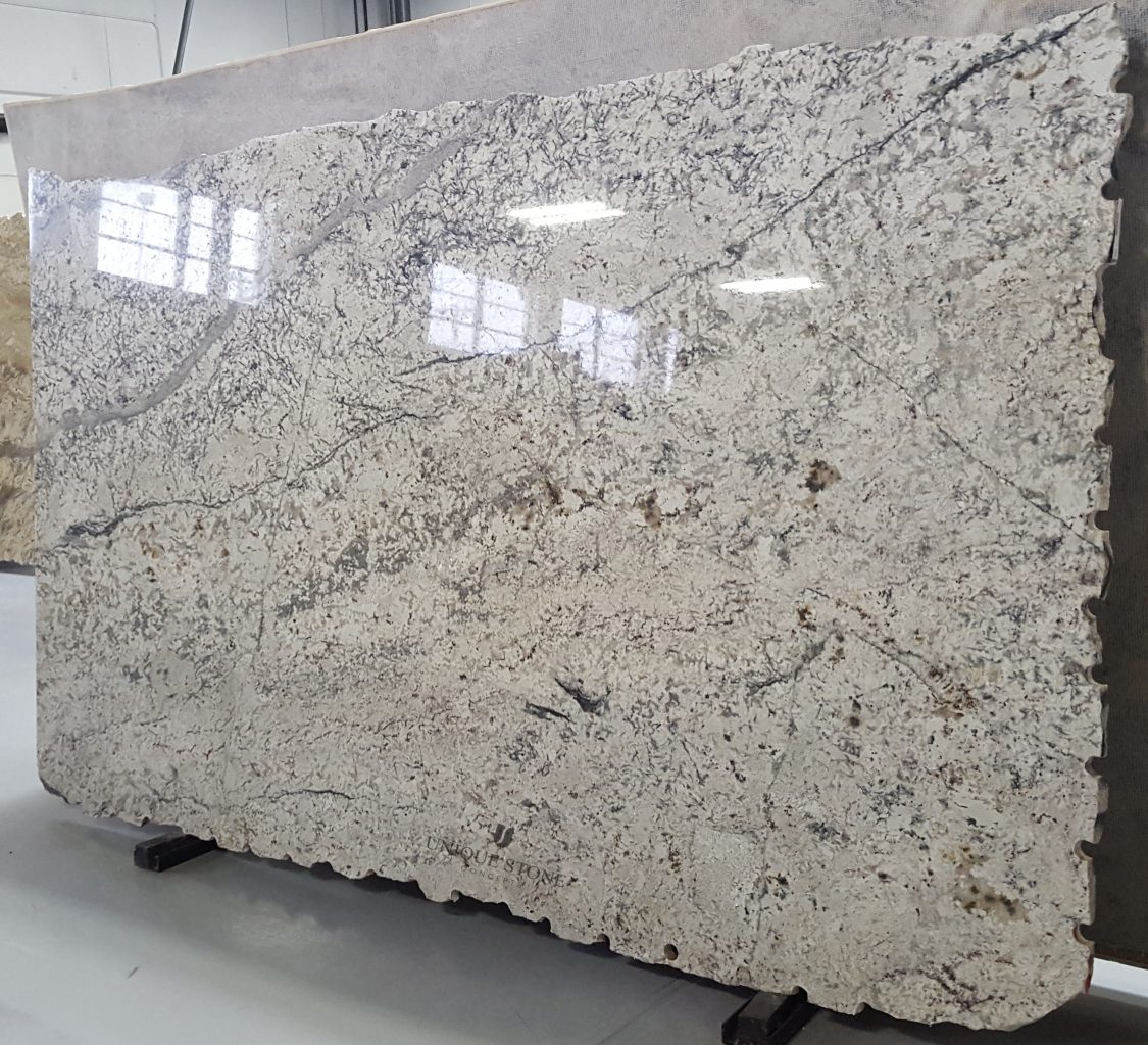White Romanix Granite Performance Stoneworks