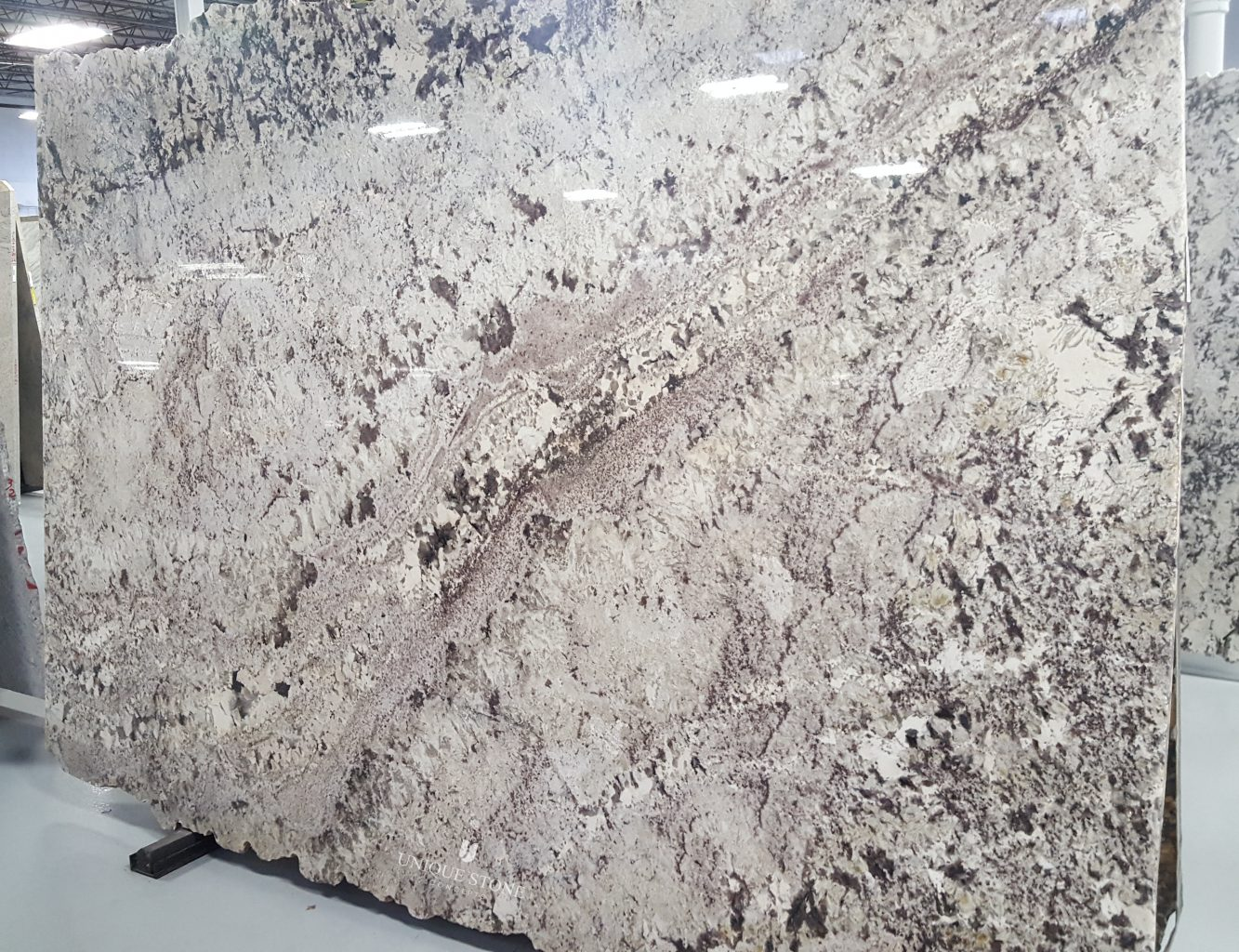 White Vienna Granite Performance Stoneworks