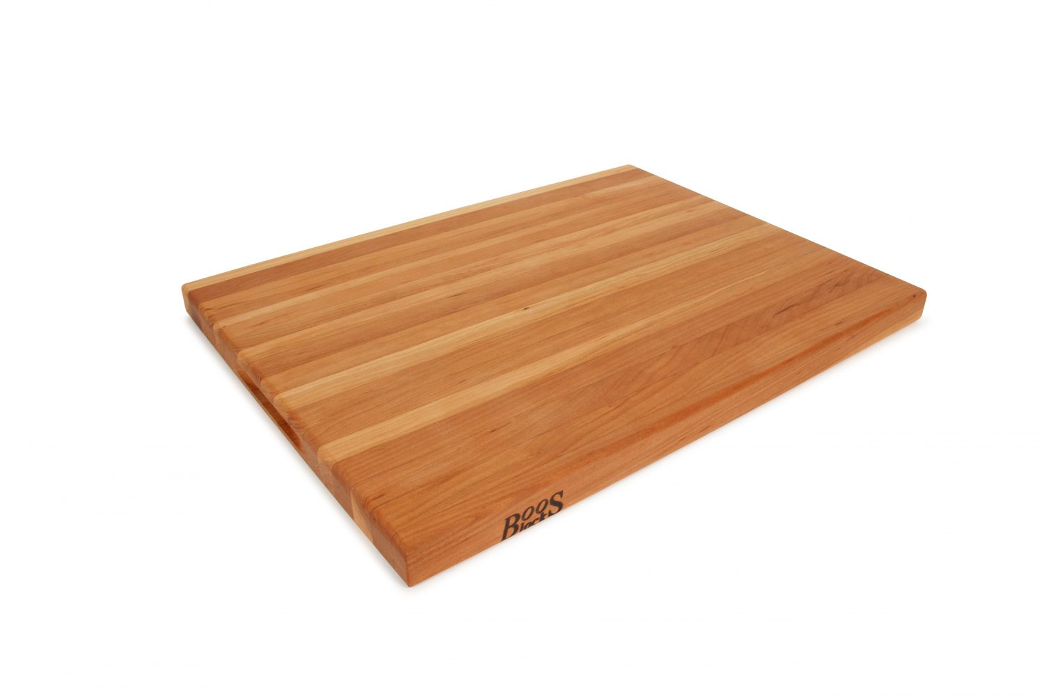 Boos Reversible Cherry Cutting Board Performance Stoneworks